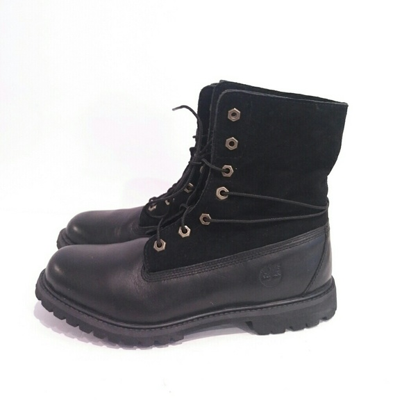 8a14c2f0025 Timberland Women's roll down boot size 8.5